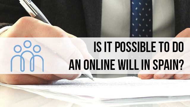 Is it possible to do an online will