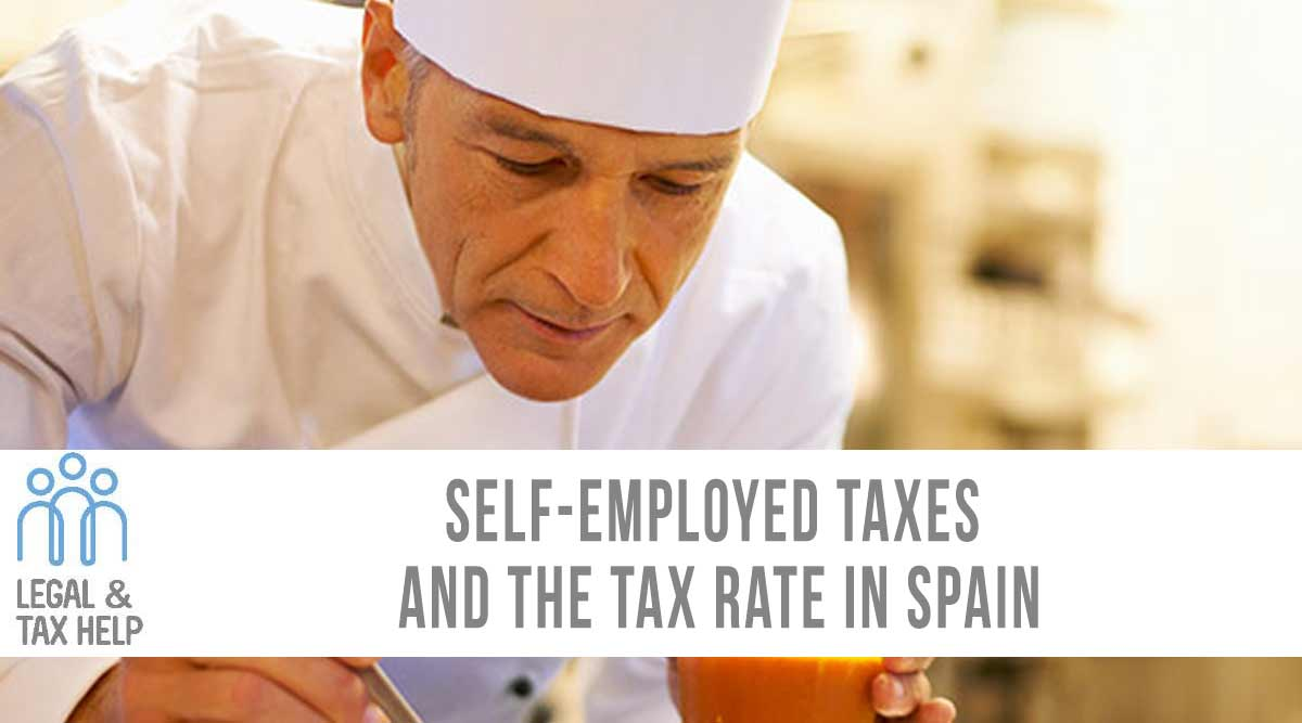 self employed taxes