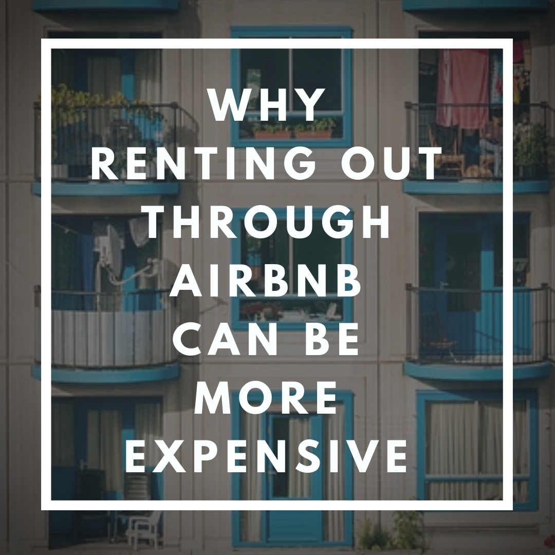 Why renting out in Malaga through platforms like Airbnb can turn out more expensive